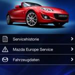 My Mazda Service App