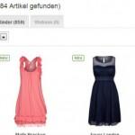 10.184 Kleider bei Zalando - Keine Chance für Stationärhandel